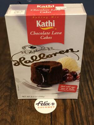 Kathi Chocolate Lava Mix 8.5 oz