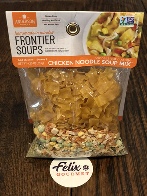 Frontier Soup Chicken Noodle Homestyle 4.5 oz