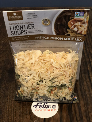 Frontier Soup French Onion  4.75OZ