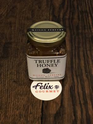 Truffle Flavored honey Pebeyre 8.8 oz
