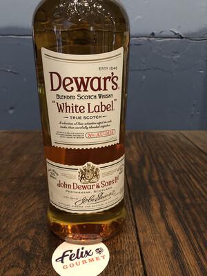 Dewar's Blended Scotch Whisky White Label 1L