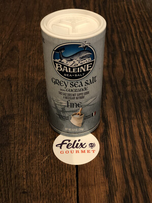 Baleine Grey Sea Salt 8.8 oz