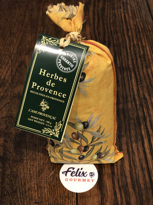 Provence Herbs in Linen Bag L'Ami Provencale-5.29oz