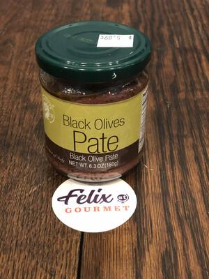 Trentasette Black olive pate 6.3 oz