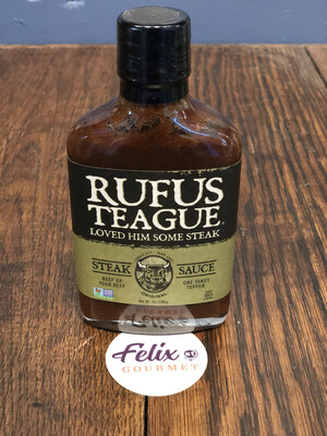 Rufus Teague Steak Sauce 7 oz