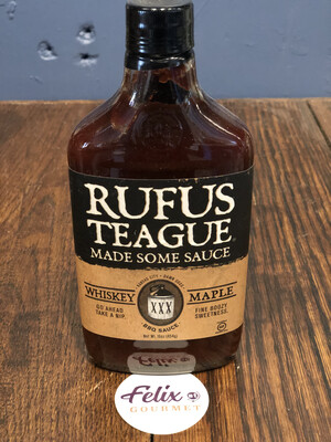 Rufus Teague Whiskey Maple BBQ