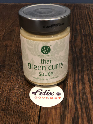 Watcharee Green Curry Sauce 11.5oz