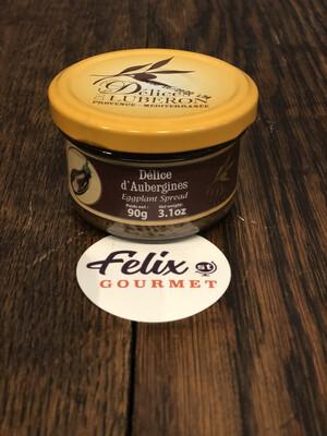 Delices d' Aubergines Spread 3.1 oz