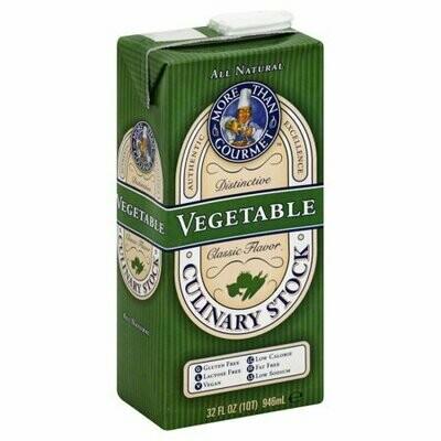More than gourmet Vegetable  32 oz