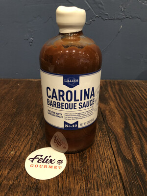 Lillies Carolina BBQ Sauce