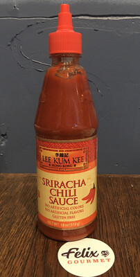 Lee Kum Hot Chili Sriracha Sauce 18 oz