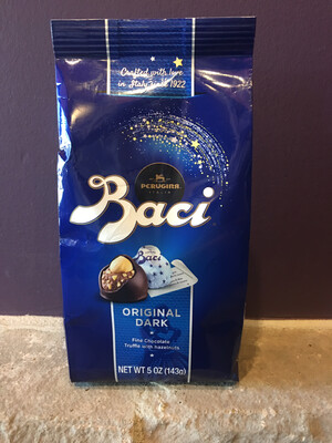 Perugina Baci Dark Chocolate Bag