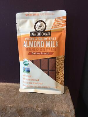 Organic Almond Milk Quinoa Crunch