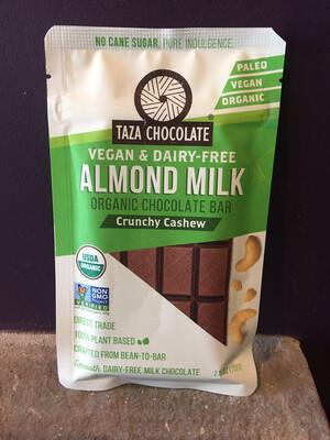 Organic Almond Milk Crunchy Cashew