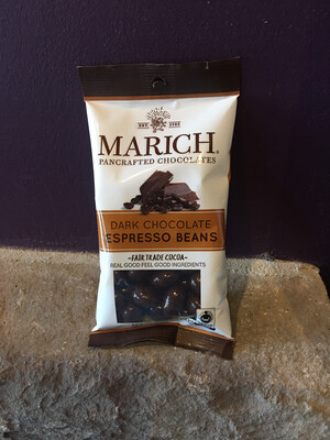 Marich Chocolate Covered Esspresso Beans 1.76 oz