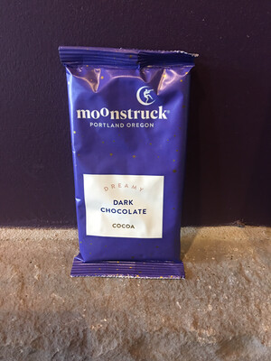 Moonstruck Cocoa Dark Chocolate 1.5 oz Singles