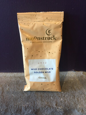 Moonstruck Cocoa Golden Milk 1.15 oz Single Serving