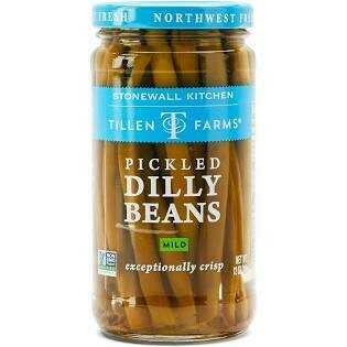 Tillen Farms Bean Dilly Crispy 12 oz