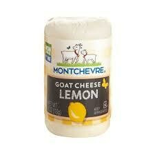 Montchevre Cheese Goat Log Lemon 4 OZ