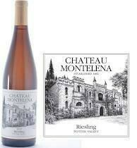 Chateau Montelena Riesling Potter Valley 2017