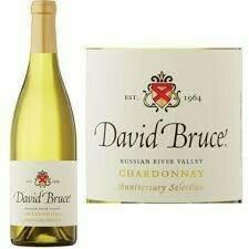 David Bruce Russian River Valley Chardonnay 2015