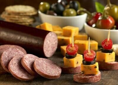 Nueske Sausage Summer 10 oz