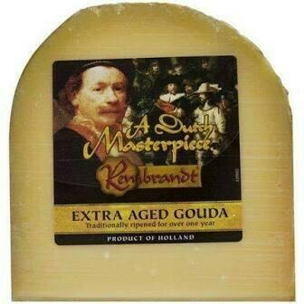 Rembrandt Extra Aged Gouda 6.35 oz