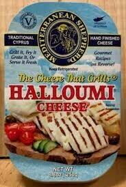 Mediterranean Shepherd Halloumi Cheese 8.8 oz