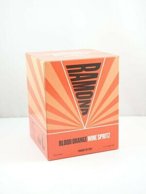 Ramona Blood Orange Wine Spritzer - 4 pack