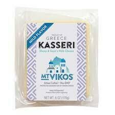 Mt Viko Cheese Kasseri 6 oz