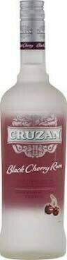 Cruzan Black Cherry Rum-750ML