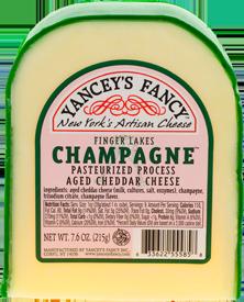 Yanceys Champagne Cheddar 7.6 oz