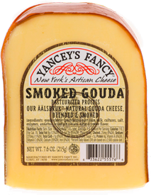 Yanceys Smoked Gouda 7.6 oz
