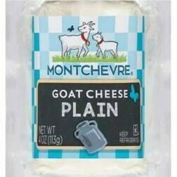 Montchevre Goat Cheese Plain 4 oz