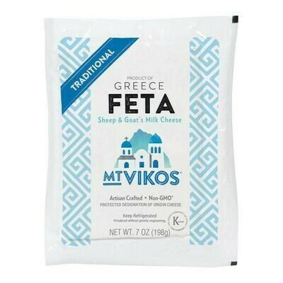 Mt Viko Cheese Feta Traditional 7 oz