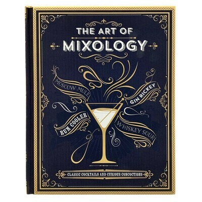 Art of Mixology: Classic Cocktails and Curious Concoctions