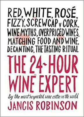 24-Hour Wine Expert Hardcover