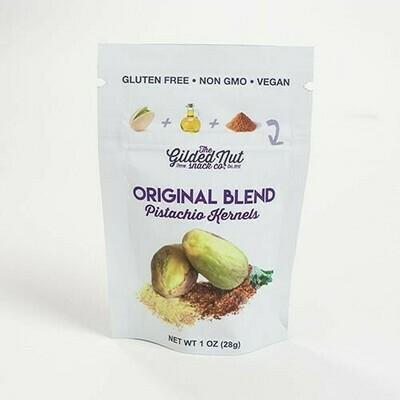 Gilded Nut Original Blend Pistachio 1 oz