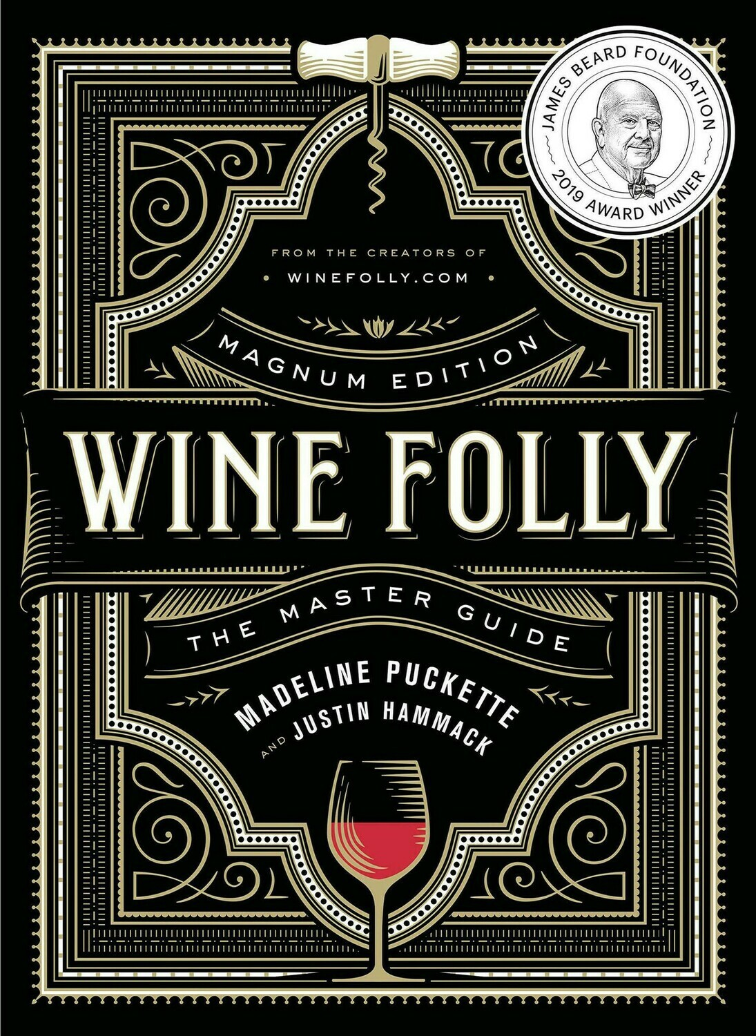 Wine Folly: Magnum Edition: The Master Guide Hardcover