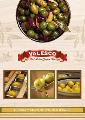 Valesco Olive Tapenade Plain 12 oz