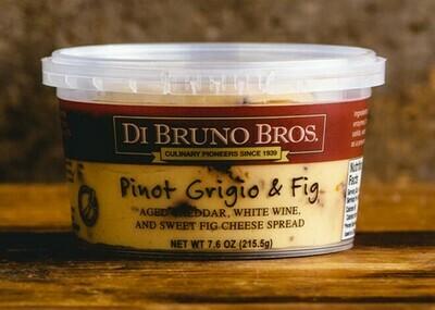 Di Bruno Pinot Grigio & Fig Spread 7.6 oz
