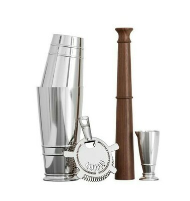 Crafthouse Bar Tools and Shaker Set