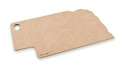 Epicurean Nebraska Natural Cutting Board