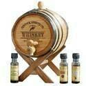 Oak Whiskey Barrel Kit Personalized ** Pre Order **
