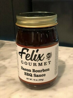 FSG Bacon Bourbon BBQ Sauce