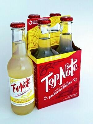 Top Note Drink Bitter Lemon Tonic - 4 Pack