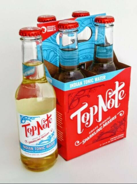 Top Note Drink Indian Tonic - 4 Pack