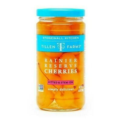 Tillen Farms Raineier Reserve Cherries 13.5 oz