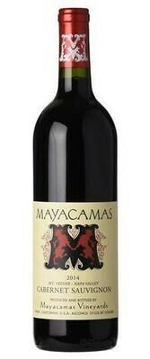 Mayacamas Cabernet Sauvignon 2014