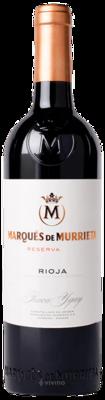 Marques de Murrieta Reserva Rioja 2015